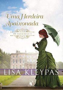 Capa do livro Uma Herdeira Apaixonada de Lisa Kleypas