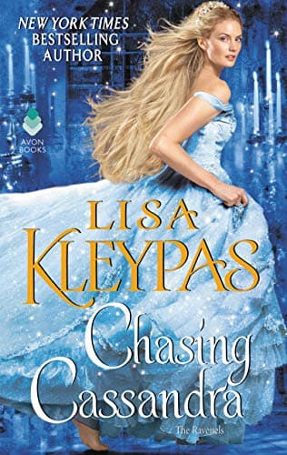 Livro Chasing Cassandra da Lisa Kleypas