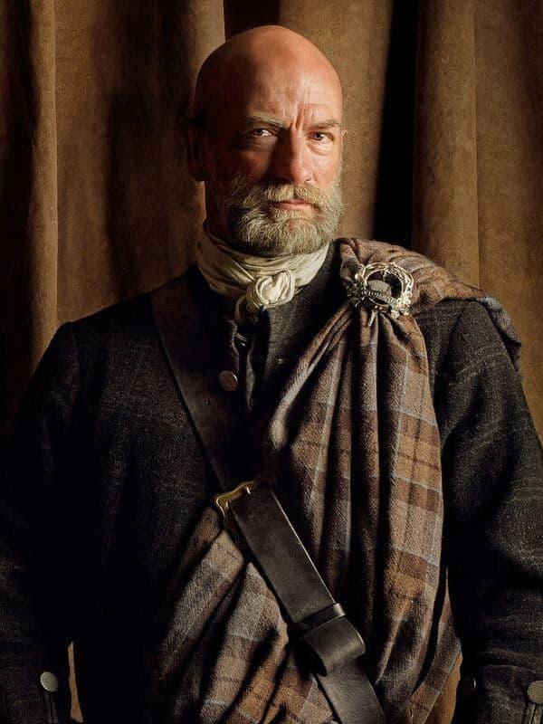 Dougal Mackenzie do Outlander
