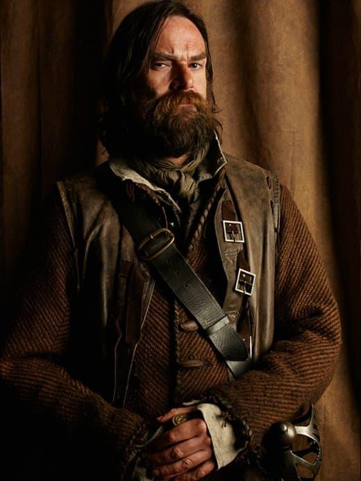 Murtagh Fitzgibbons Fraser do Outlander